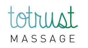 Logo totrustmassage